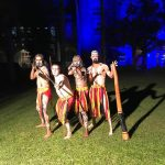 Aboriginal performance Adelaide