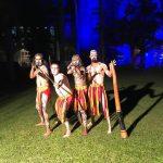 Aboriginal performance Adelaide