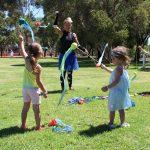 Circus Workshop Roving Adelaide