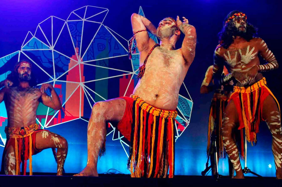 Aboriginal Performers Adelaide
