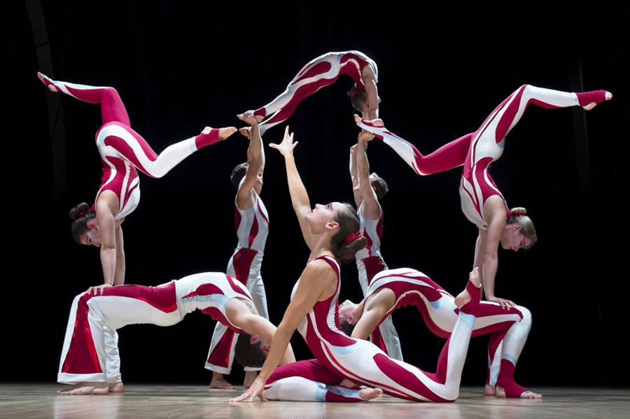 Acrobats Performers Adelaide