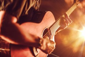 Acoustic Guitarist Adelaide for hire