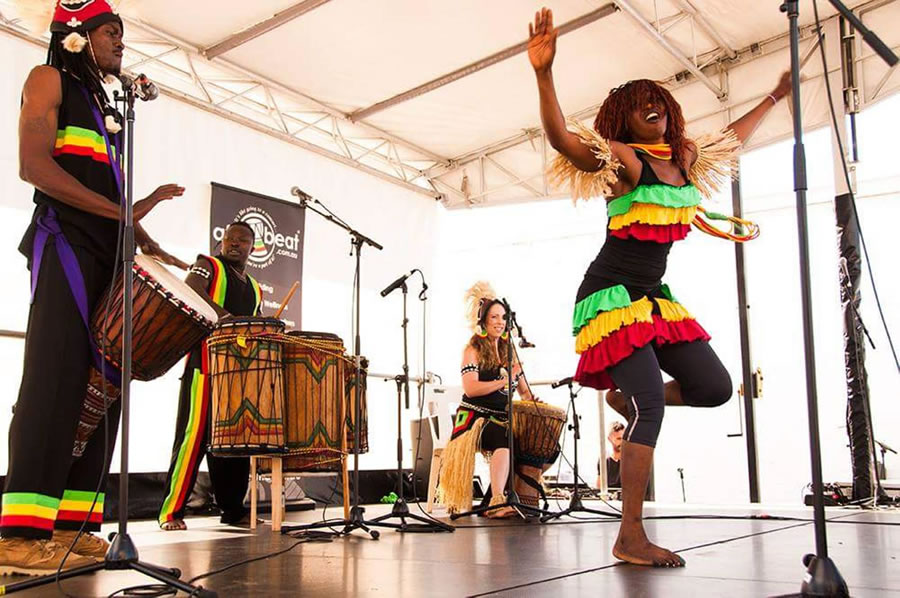 African Bands for hire in Adelaide
