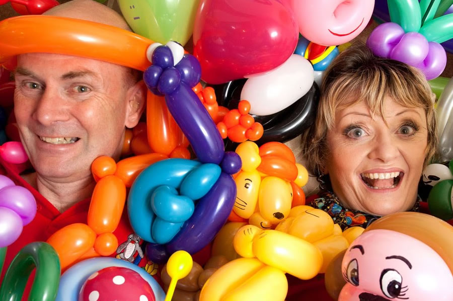 Fun Balloon Artists in Adelaide for Private & Corporate Events