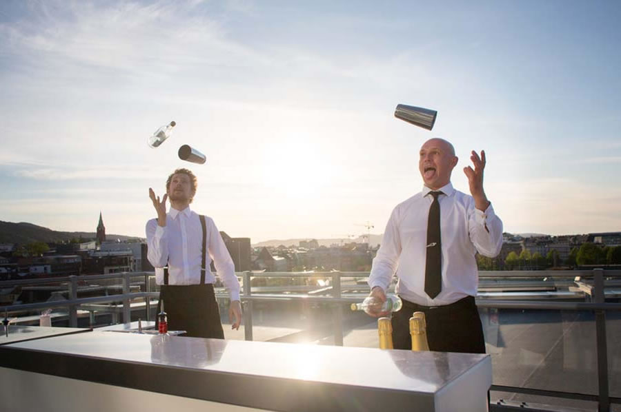 Flair Bartenders for hire in Adelaide