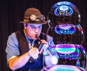 bubble show Adelaide