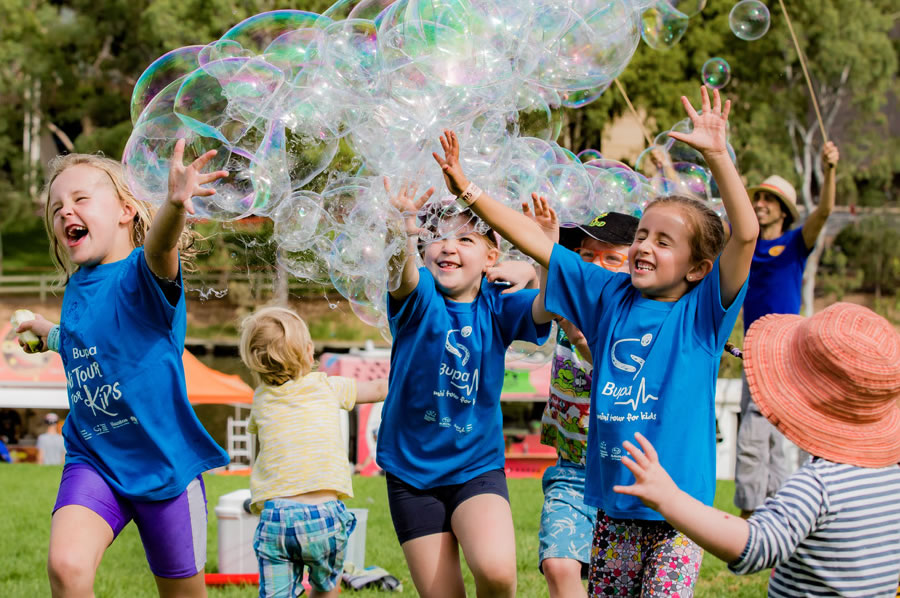 Bubble Show for hire in Adelaide
