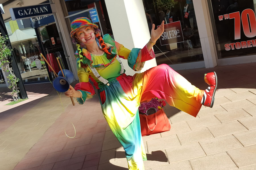 Hire Adelaide Circus Acts Performers Corporate & Private Events