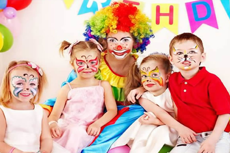 Face Painters for hire in Adelaide