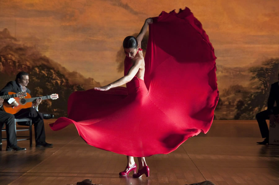 Flamenco dancers for hire in Adelaide