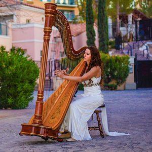 Harpist Adelaide