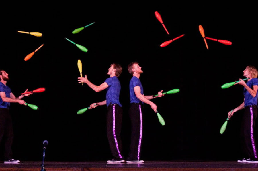 Jugglers Show in Adelaide for Private & Corporate Events