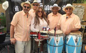 Latin band Adelaide
