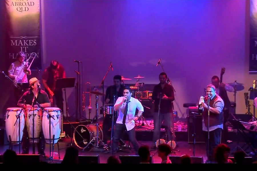 Latin Band for hire in Adelaide
