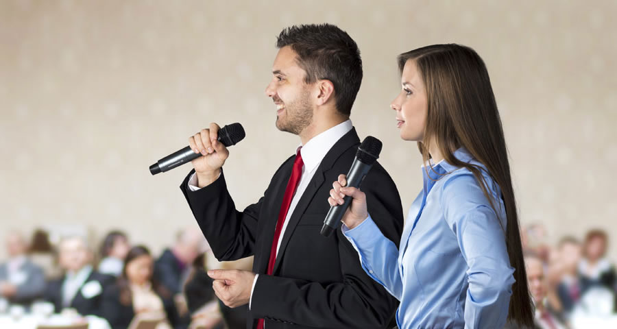 Hire Adelaide Comperes & MC's for Private & Corporate Events