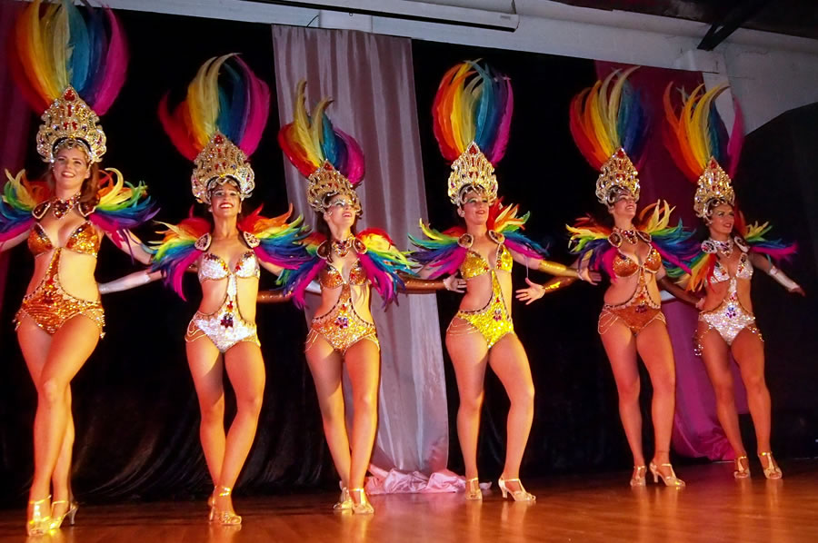 Brazilian Samba Dancers Entertainment for Events Adelaide